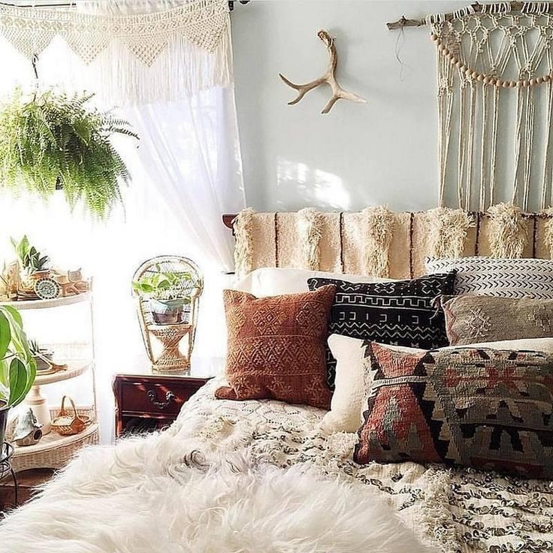Bohemian Lifestyle And Boho Style Fashion (40)