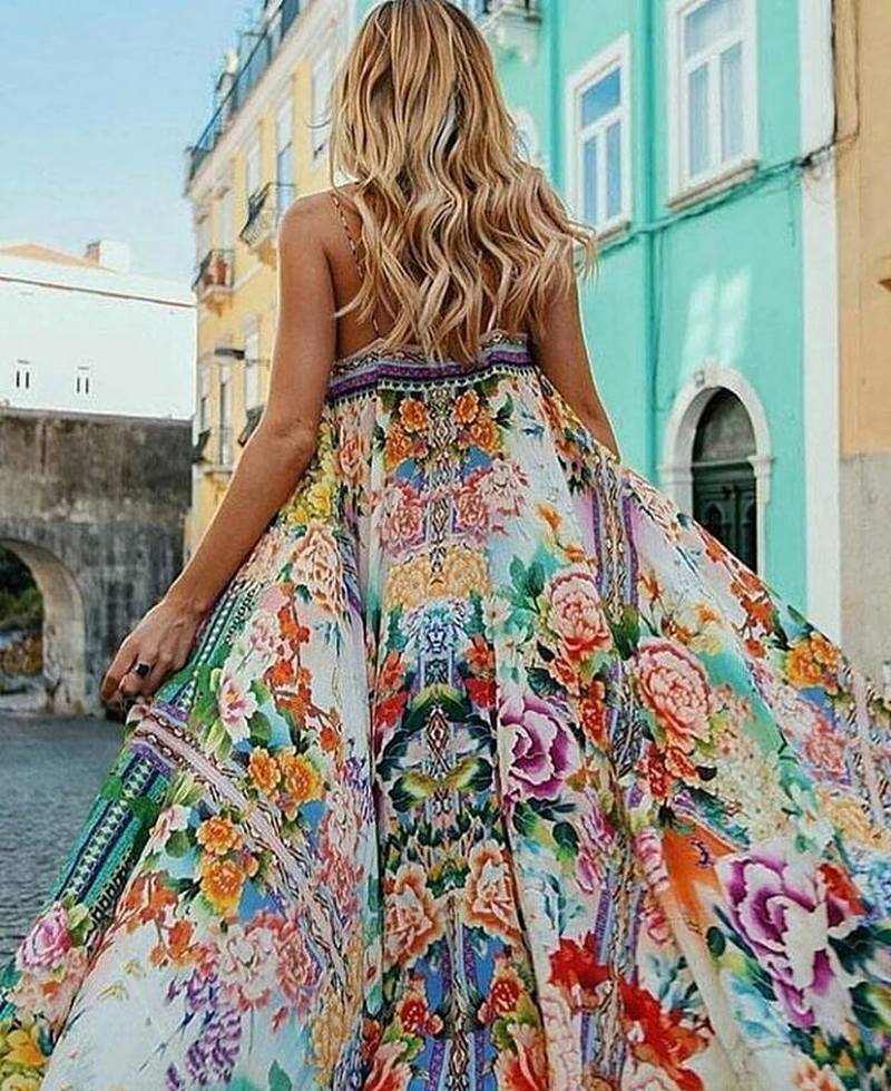 Bohemian Lifestyle And Boho Style Fashion (43)