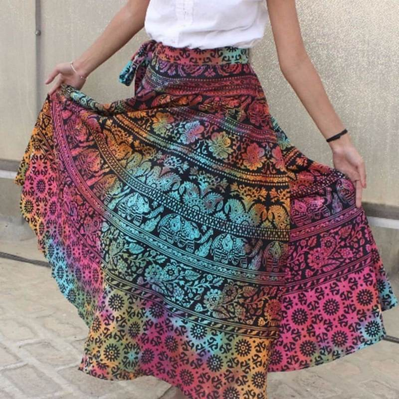 Bohemian Lifestyle And Boho Style Fashion (58)