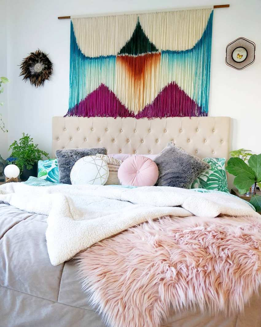 Bohemian Style Home Decor Ideas (2)