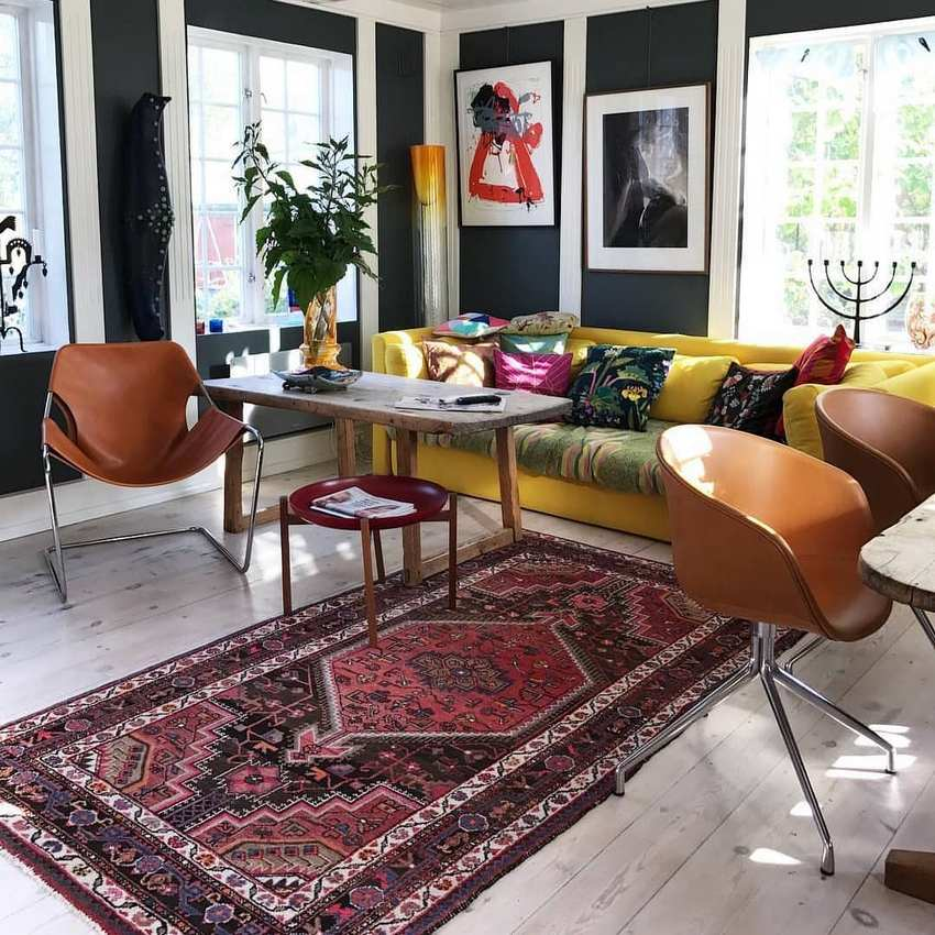 Bohemian Style Home Decor Ideas (20)