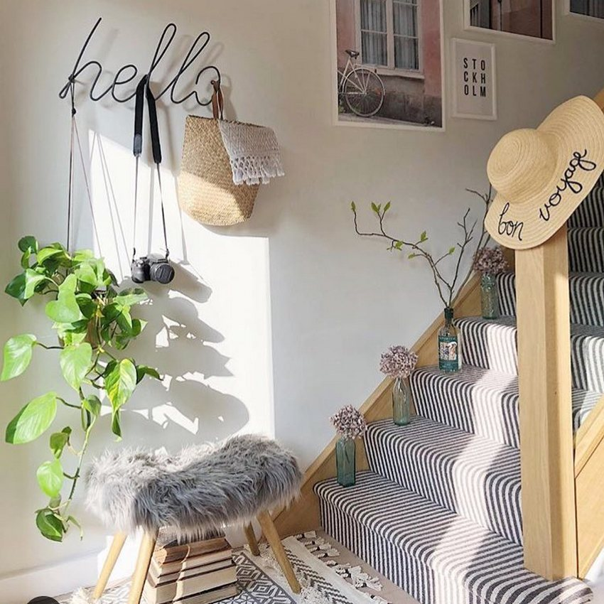 Bohemian Style Home Decor Ideas (56)