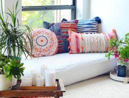 Bohemian Style Home Decor Ideas