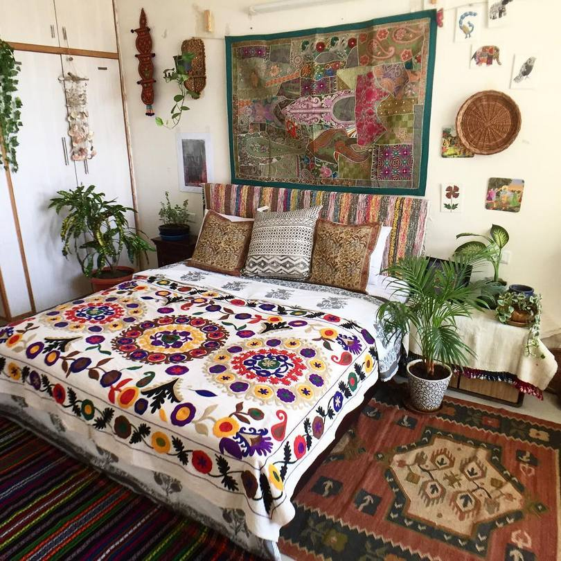 Bohemian Style Beds (1)