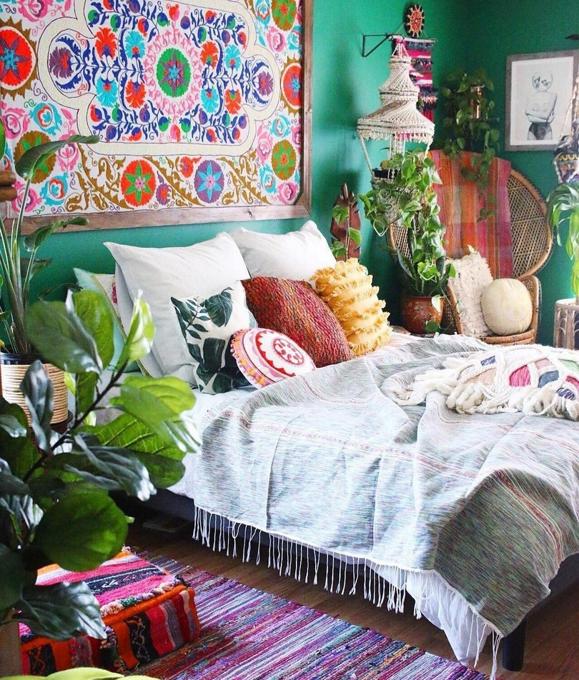Bohemian Style Beds (19)