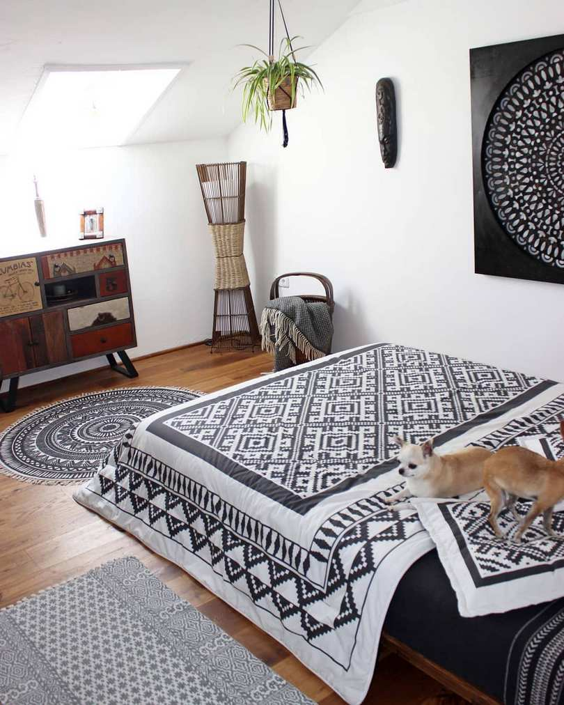 Bohemian Style Beds (20)