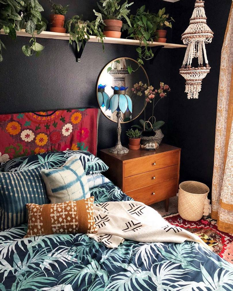 Bohemian Style Beds (30)