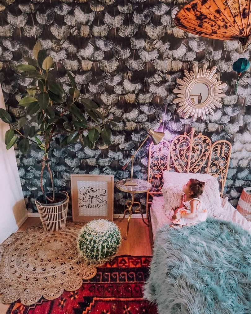 Bohemian Style Beds (34)