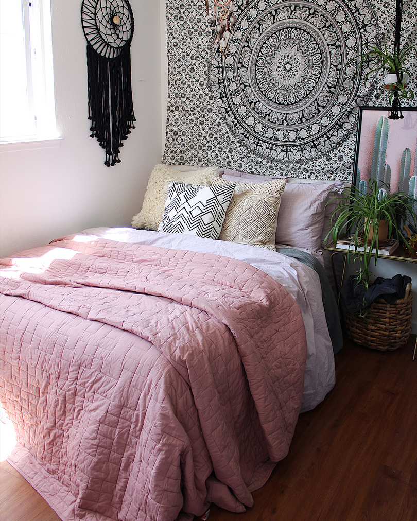 Bohemian Style Beds (35)