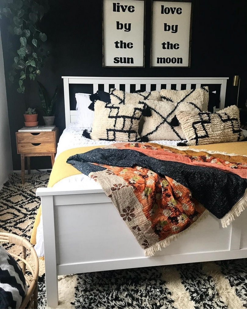 Bohemian Style Beds (39)