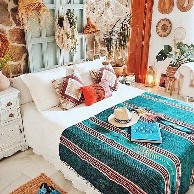 Bohemian Style Beds (4)