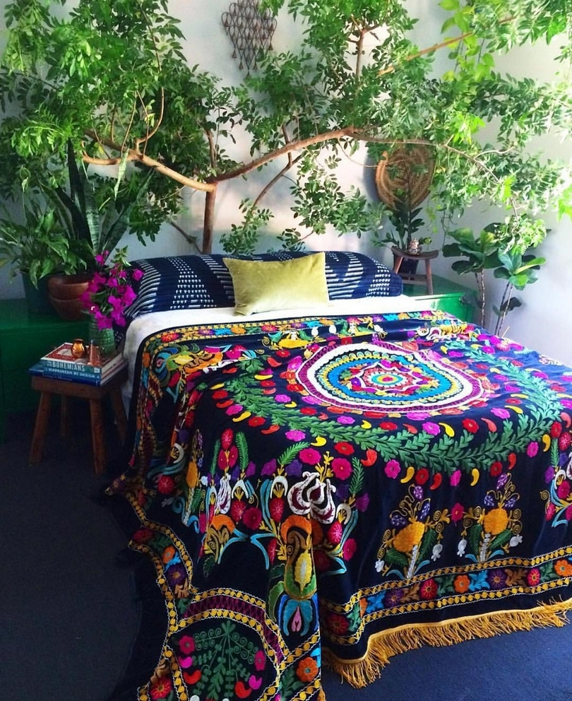 Bohemian Style Beds (41)