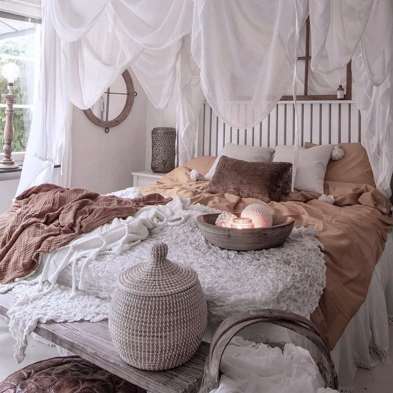Bohemian Style Beds (44)