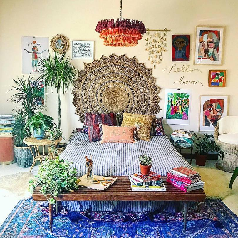 Bohemian Style Beds (45)
