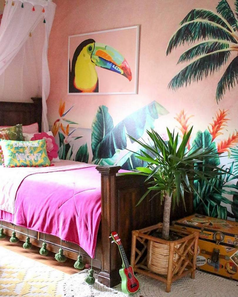 Bohemian Style Beds (50)