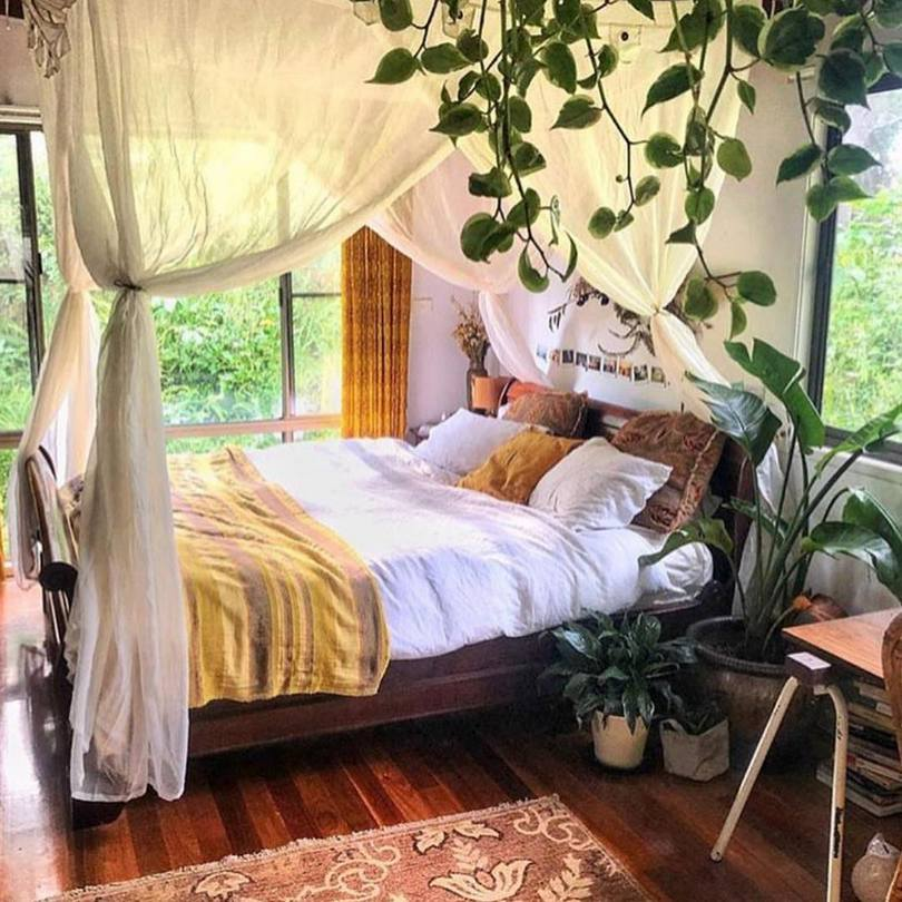 Bohemian Style Beds (51)