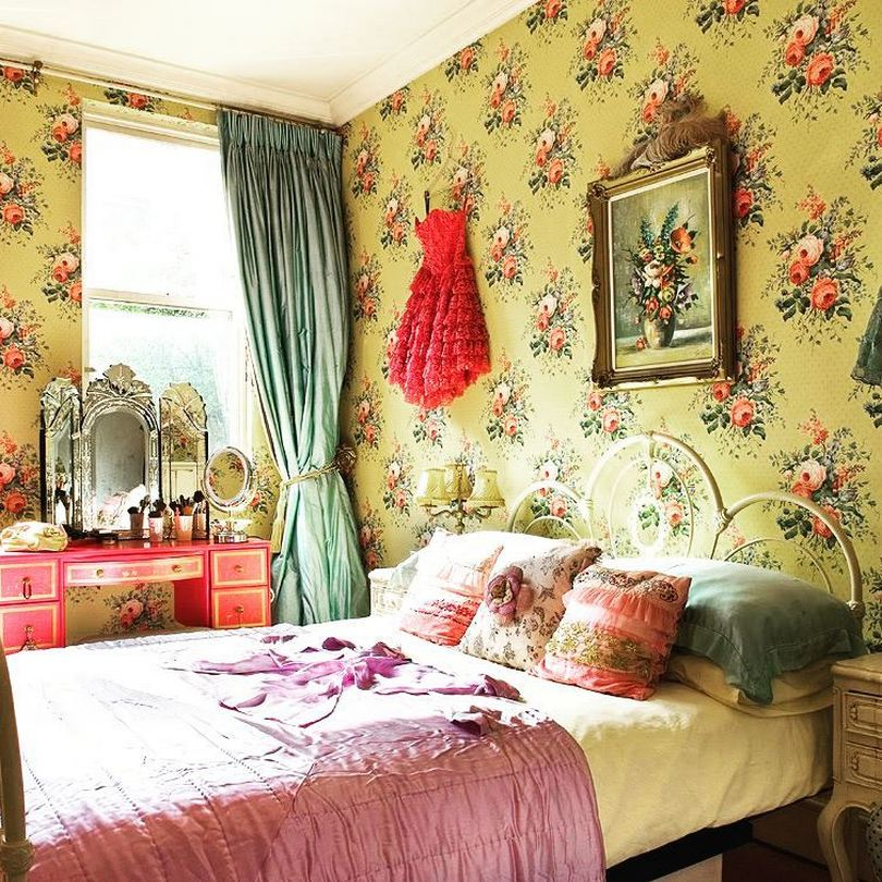 Bohemian Style Beds (55)