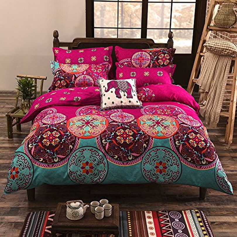Bohemian Style Beds (56)