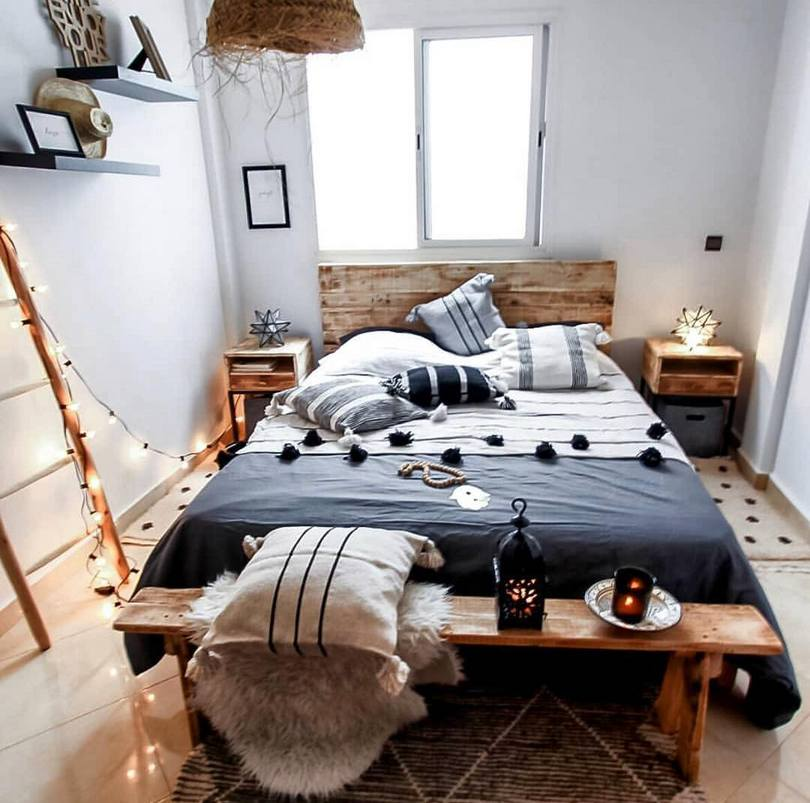 Bohemian Style Beds (6)