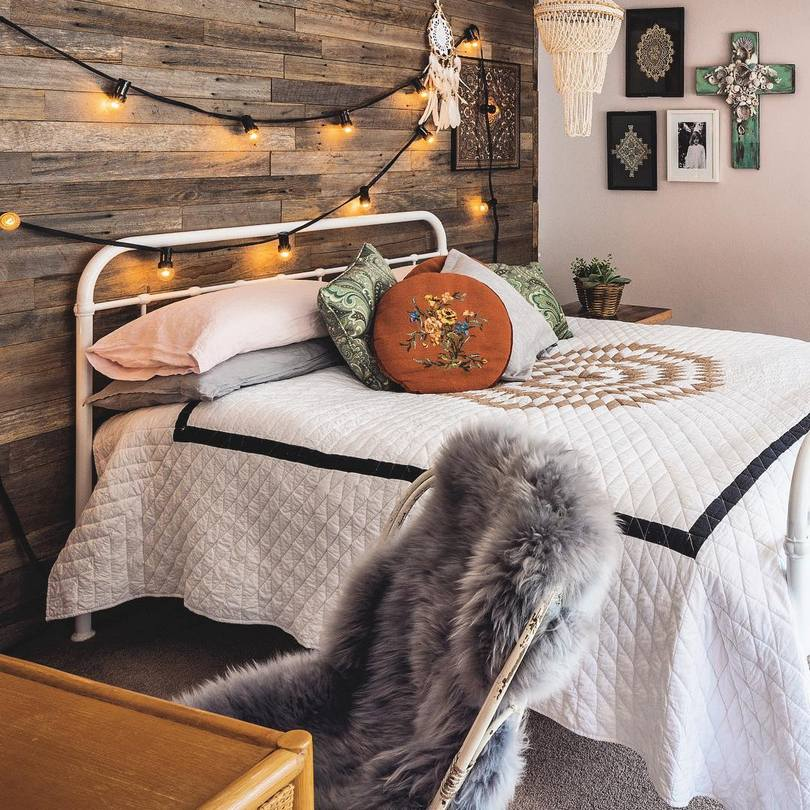 Bohemian Style Beds (7)