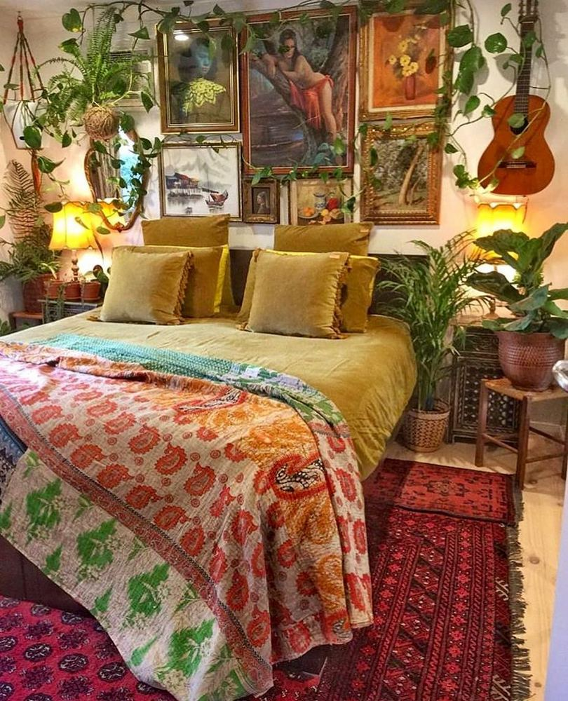Bohemian Style Beds (8)