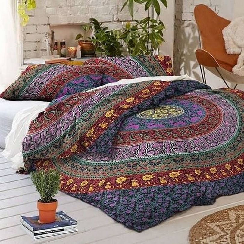 Bohemian Style Beds (9)