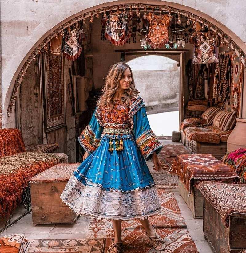 Bohemian Style Dresses (1)