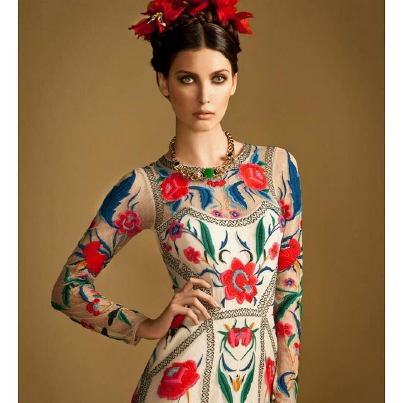 Bohemian Style Dresses (10)