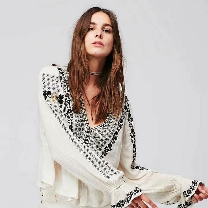 Bohemian Style Dresses (14)