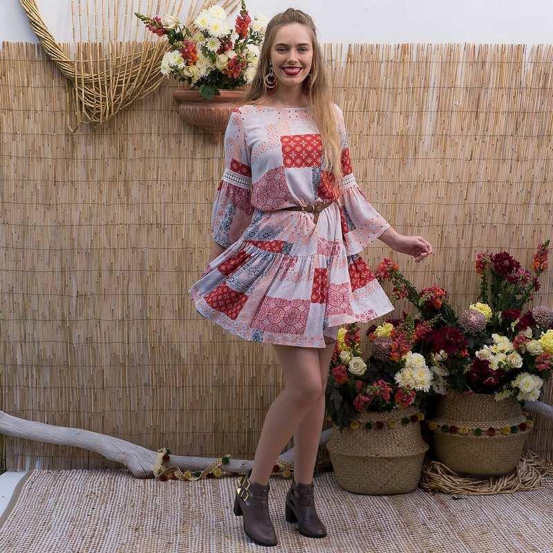 Bohemian Style Dresses (15)