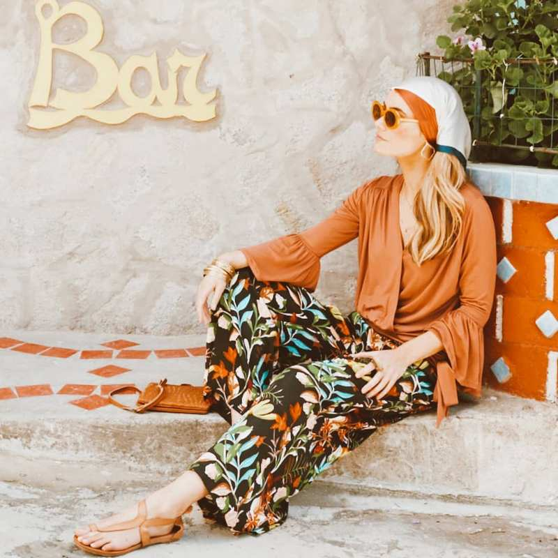 Bohemian Style Dresses (16)