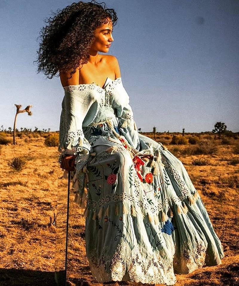 Bohemian Style Dresses (2)