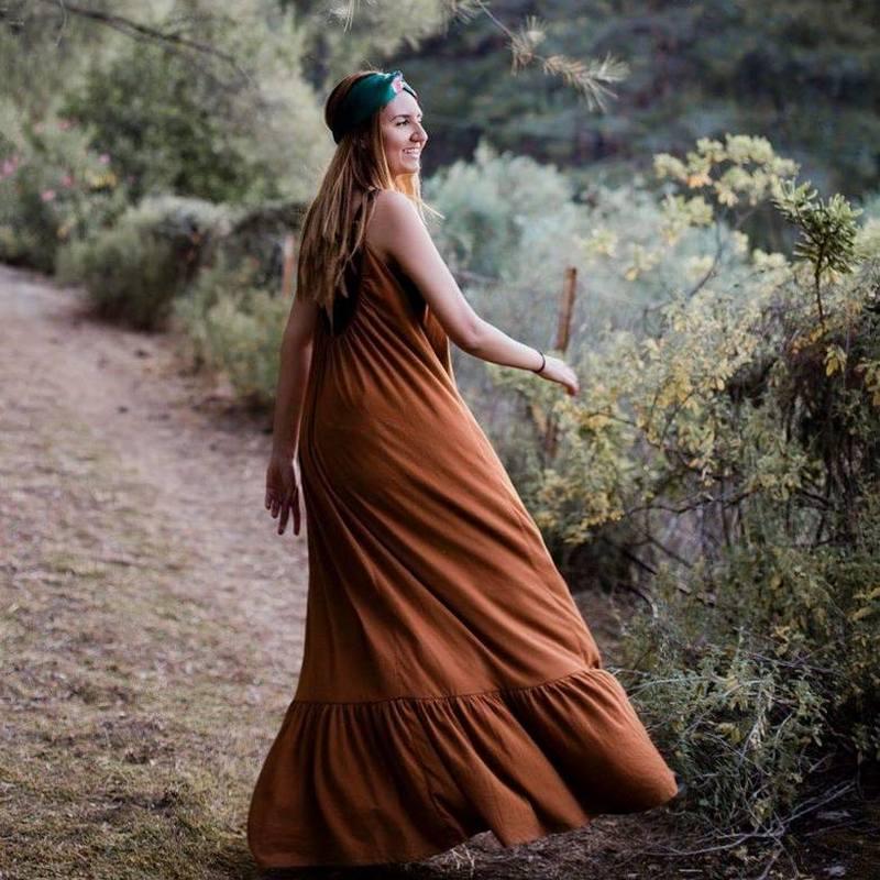 Bohemian Style Dresses (21)