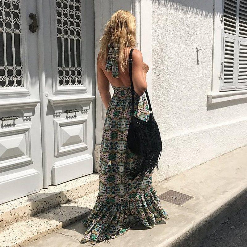 Bohemian Style Dresses (22)
