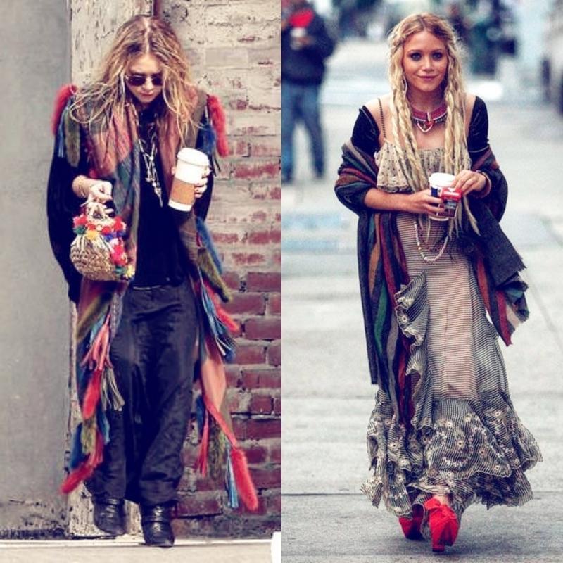 Bohemian Style Dresses (25)