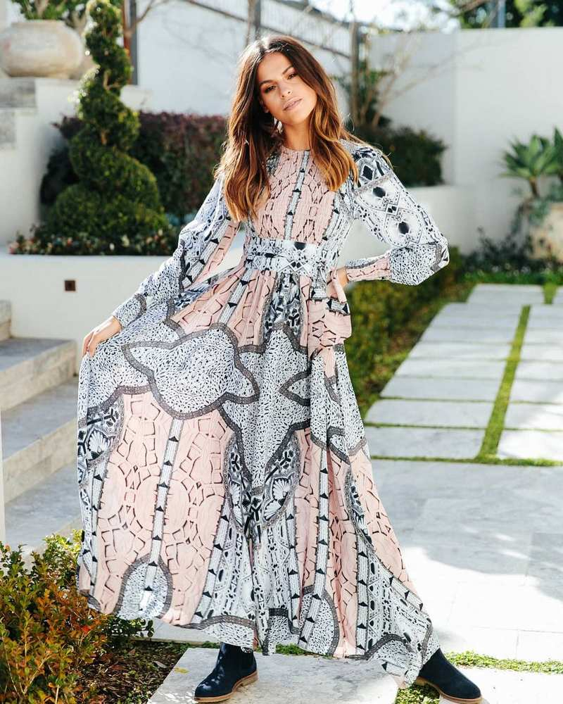 Bohemian Style Dresses (32)