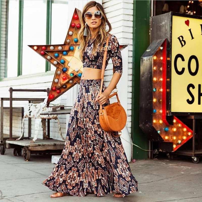 Bohemian Style Dresses (34)