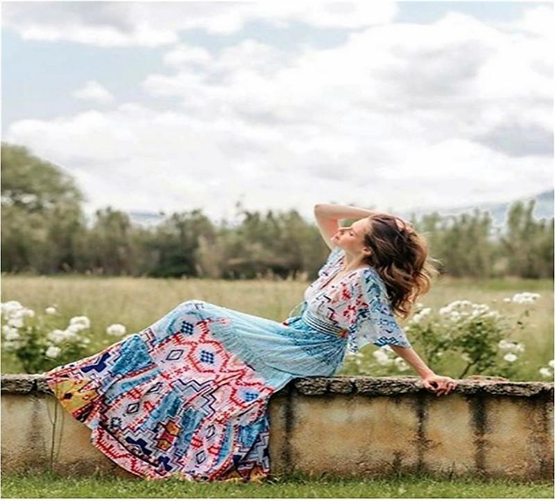 Bohemian Style Dresses (38)