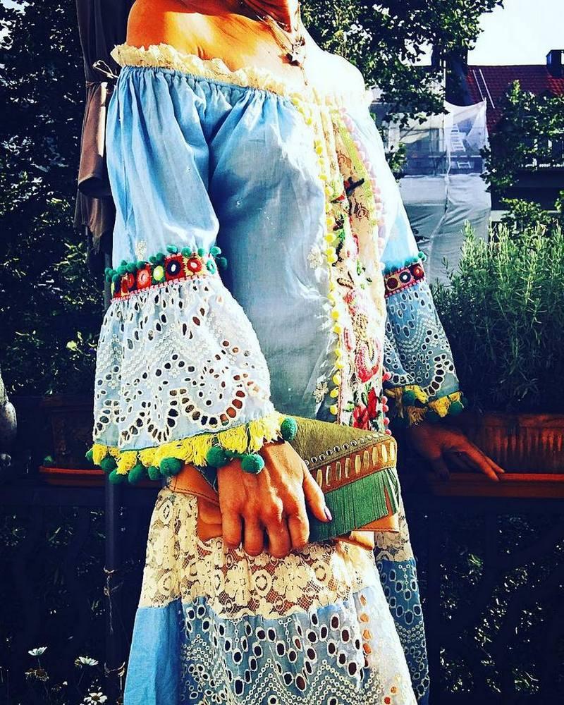 Bohemian Style Dresses (45)