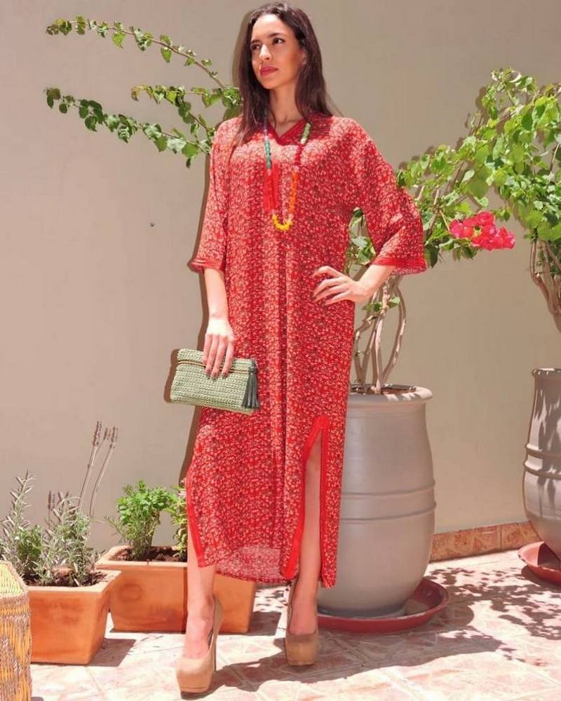 Bohemian Style Dresses (46)