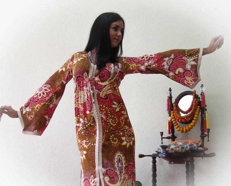 Bohemian Style Dresses (49)