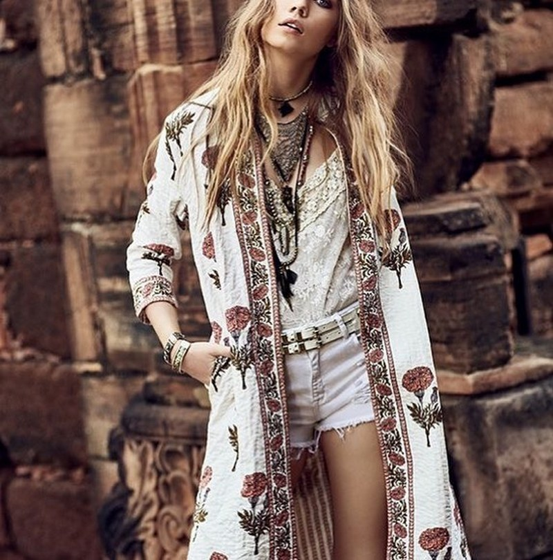 Bohemian Style Dresses (50)