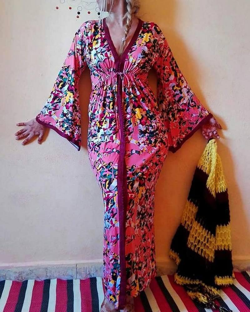 Bohemian Style Dresses (53)