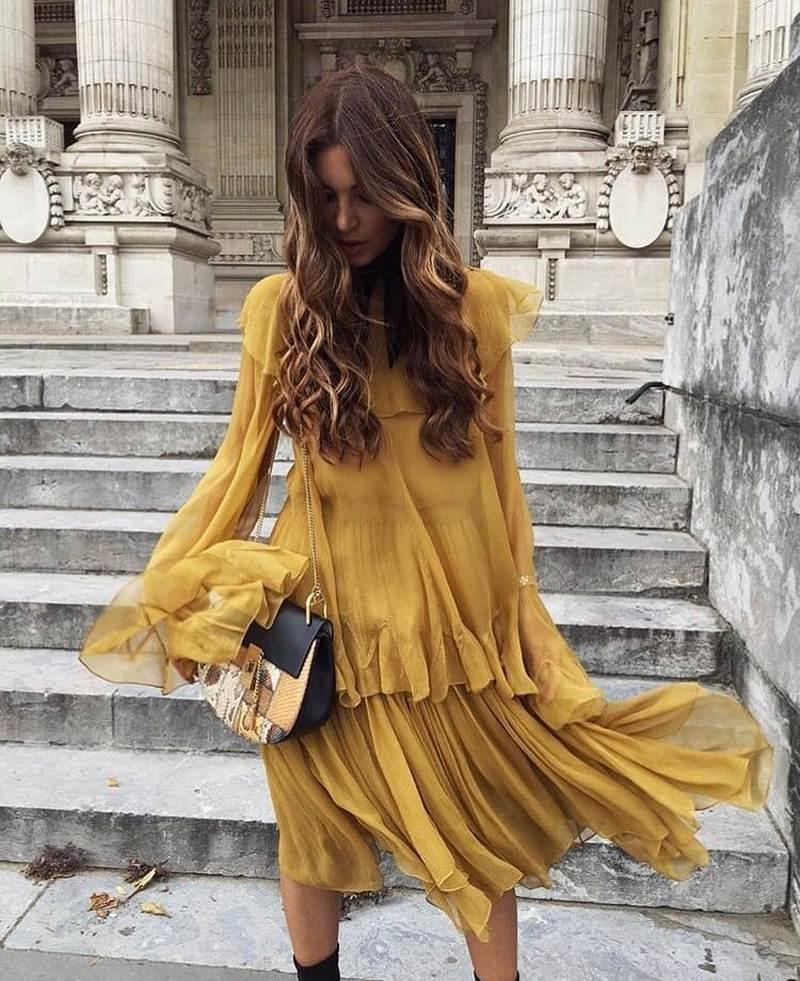 Bohemian Style Dresses (56)
