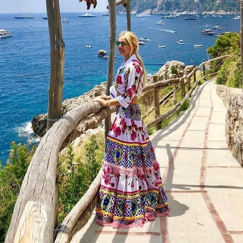 Bohemian Style Dresses (8)