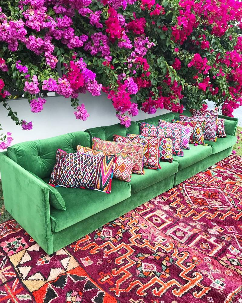 Bohemian Style Furniture (32)