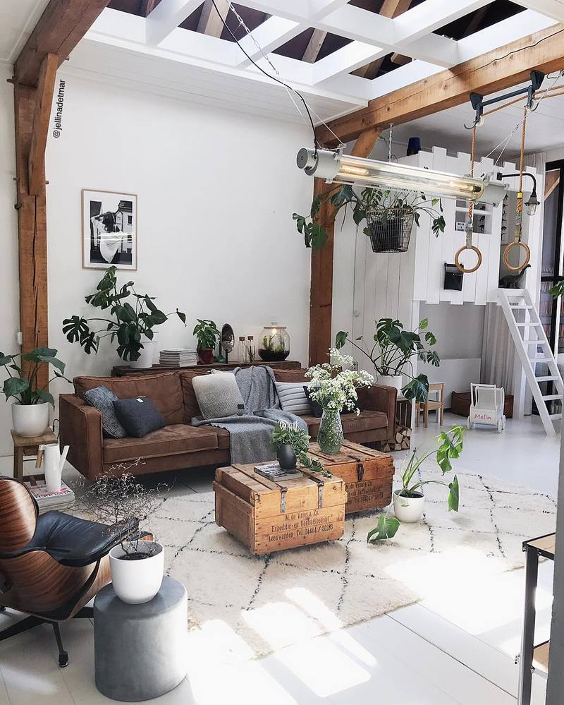 Bohemian Style Furniture (44)