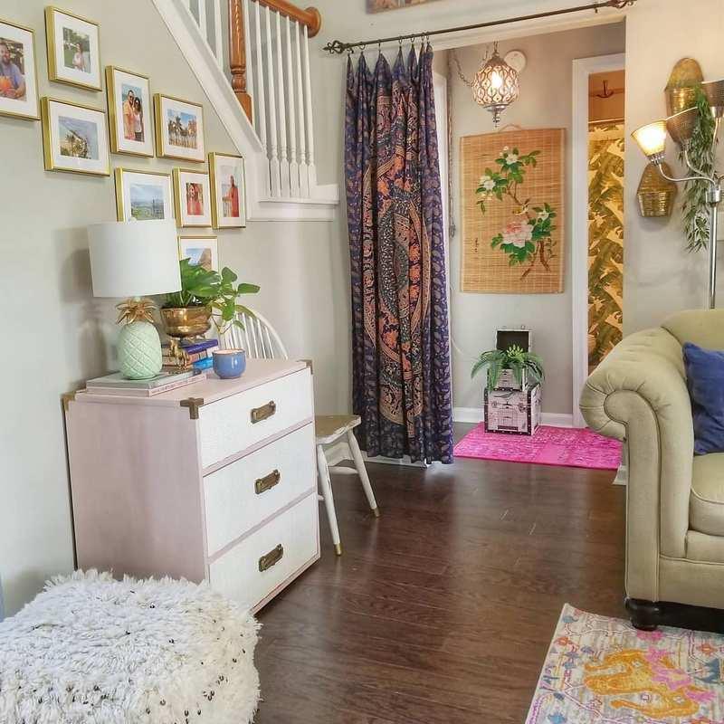 Bohemian Style Furniture (47)