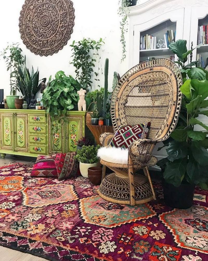 Bohemian Style Furniture (5)