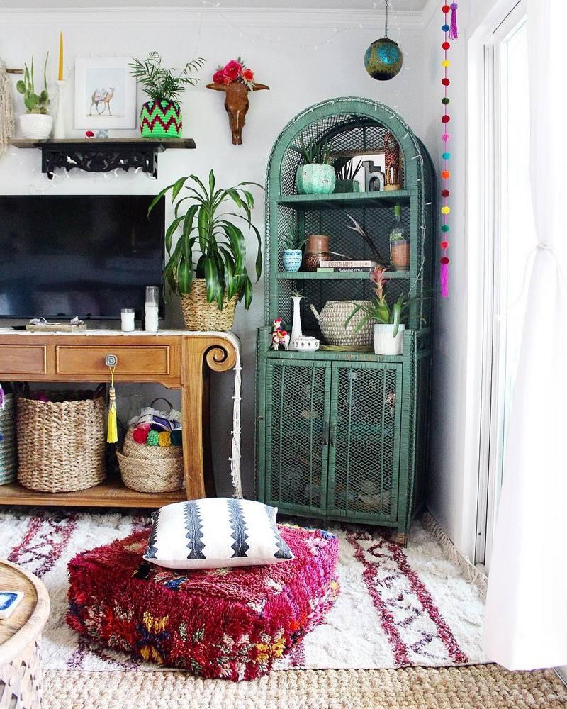 Bohemian Style Furniture (51)
